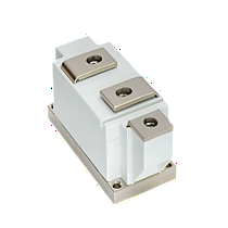 Rectifier diode / phase control thyristor module